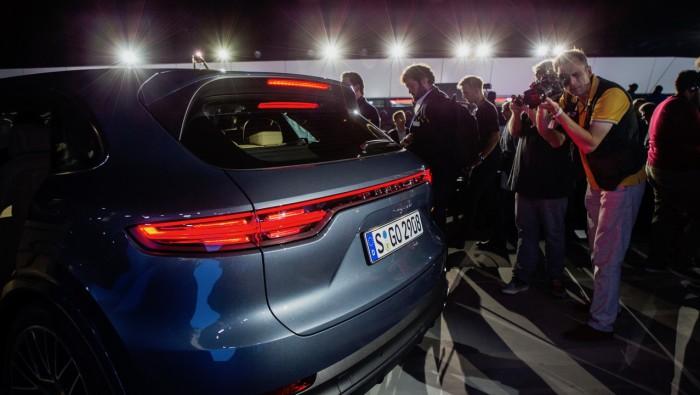 Frankfurt 2017: Transmisiune LIVE de la standul companiei Porsche