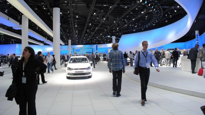 Frankfurt 2017: Transmisiune LIVE de la standul companiei Volkswagen