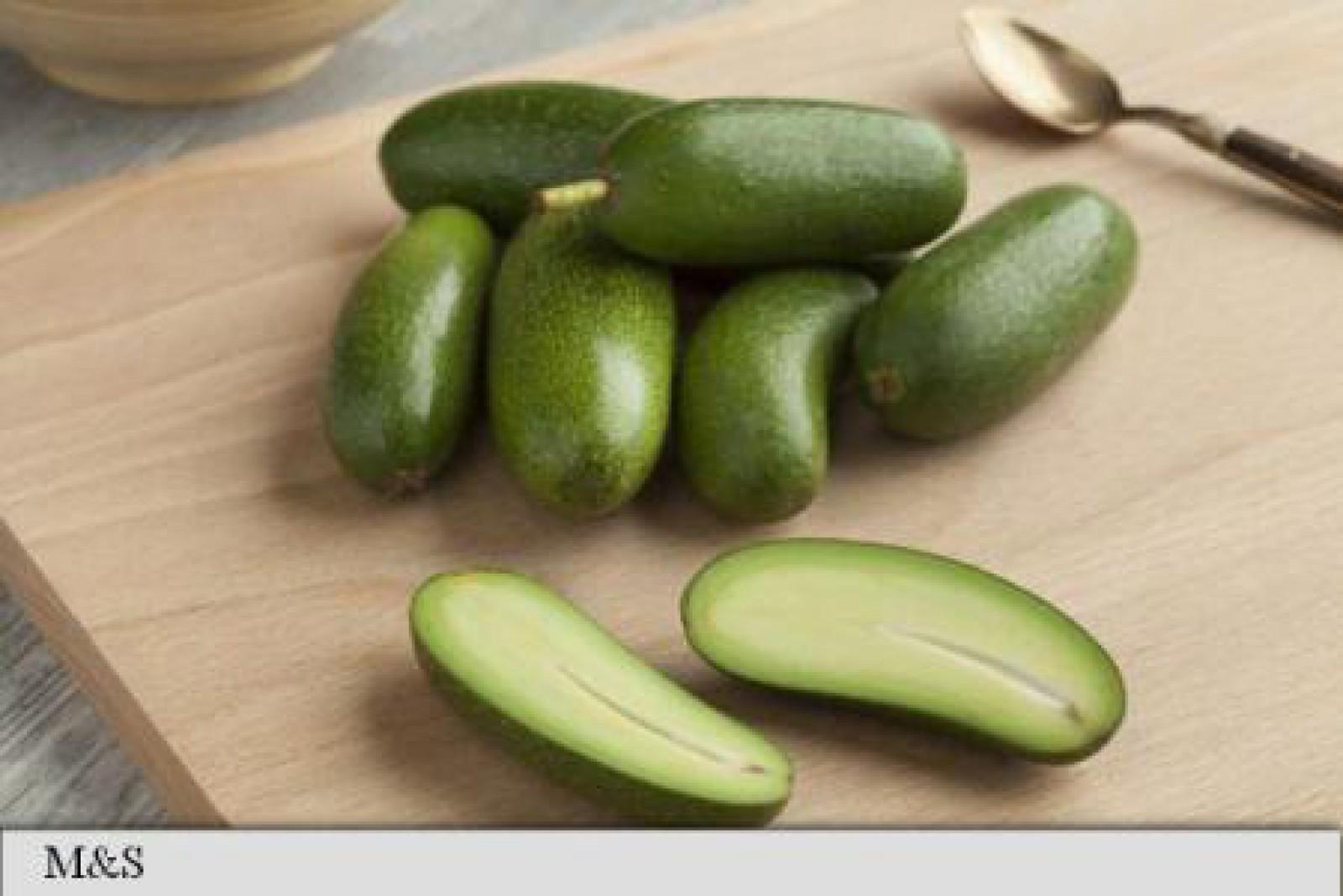 Fructe de avocado fără sâmburi, vândute de Crăciun în magazine din Marea Britanie