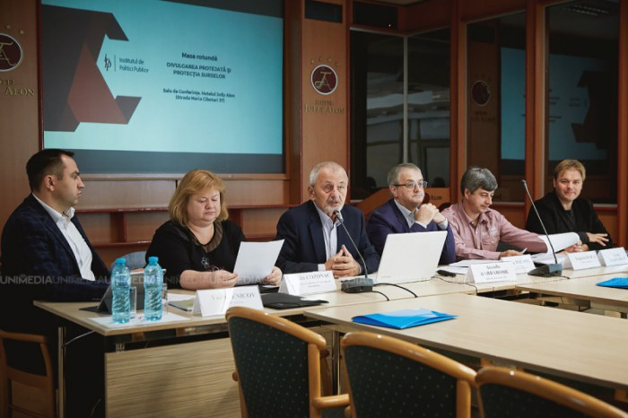 (galerie foto) Statul trebuie să încurajeze funcționarii publici să facă divulgări protejate și să asigure respectarea principiului protecției surselor jurnalistice