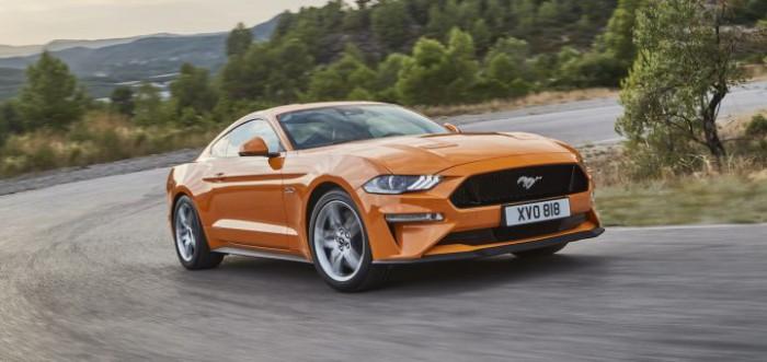 (galerie foto) Frankfurt 2017: Premieră – Ford a adus Mustang facelift în Europa