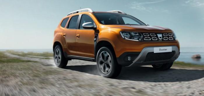 (galerie foto) Primele imagini oficiale cu interiorul noului Dacia Duster. Iată cum arată