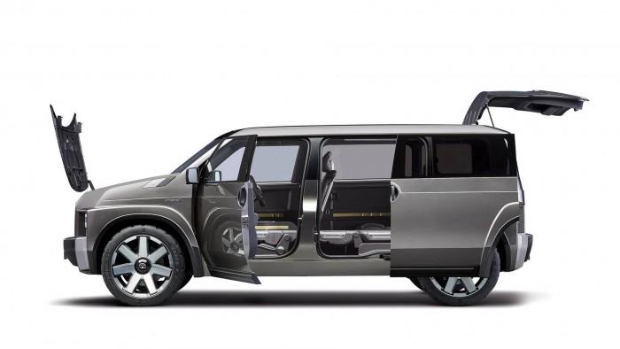 (galerie foto) Toyota a pregătit conceptul Tj Cruiser pentru Salonul Auto de la Tokio