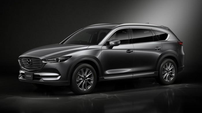 (galerie foto/video) Premieră în Japonia: Noul SUV Mazda CX-8