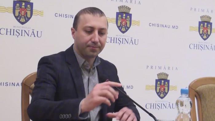 (video) Gamrețchi: Dacă voi da eu declarații - jumătate din colegii de la Primărie vor trebui să plece