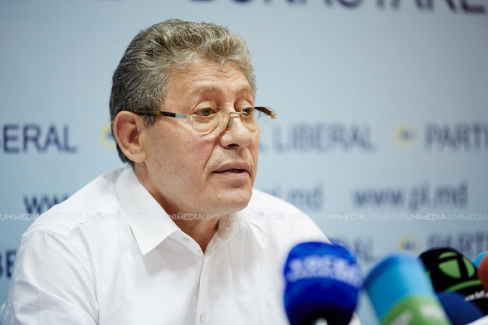 Ghimpu, despre crearea unei noi coaliții: Liberalii nu au alternativă, în curând se va decide