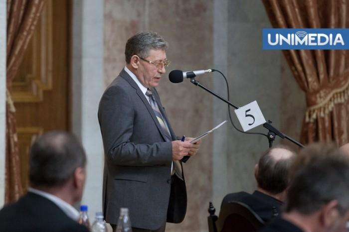 Acuzații între Ghimpu și liberal-democrații din Parlament