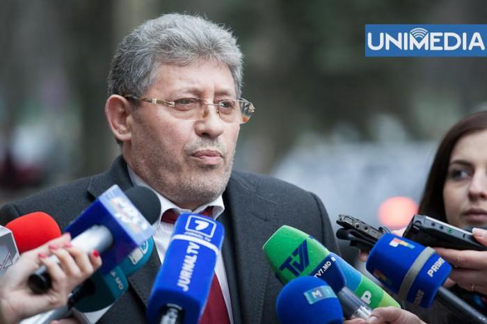 Ghimpu: PD renunță la parteneriatul cu UE, în favoarea Chinei