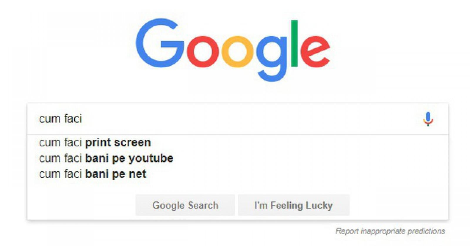 Google Search poate afişa şi rezultate pentru căutări alternative, la care nu te-ai gândit încă