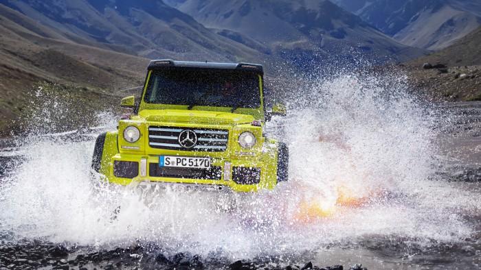 Grăbeşte-te să îţi comanzi unul! Mercedes-Benz va înceta producţia unui model la sfârşit de octombrie