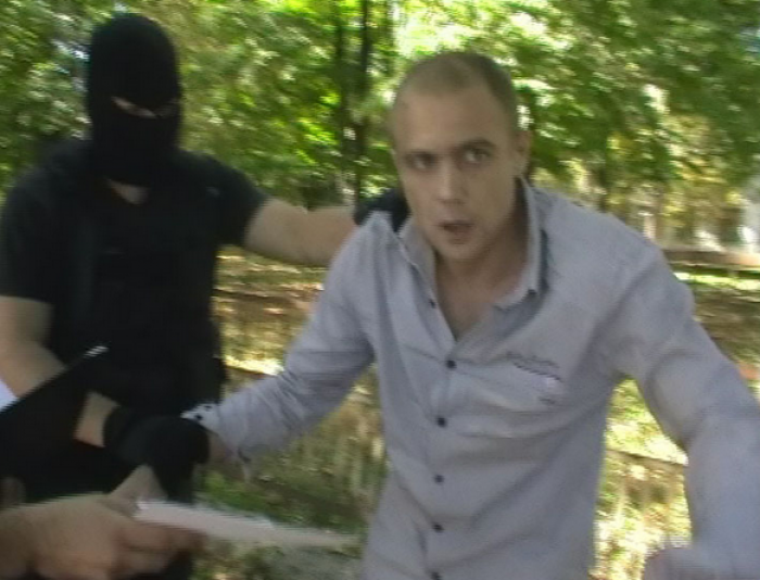 """Gruparea """"Machena"""" se rărește! """"Malîi"""" a fost reținut joi la Bălți"""