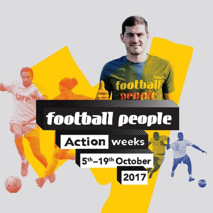Grupul Steaua Polară susține mișcarea Fare Football People. Acesta va desfășura un turneu de fotbal pentru veterani