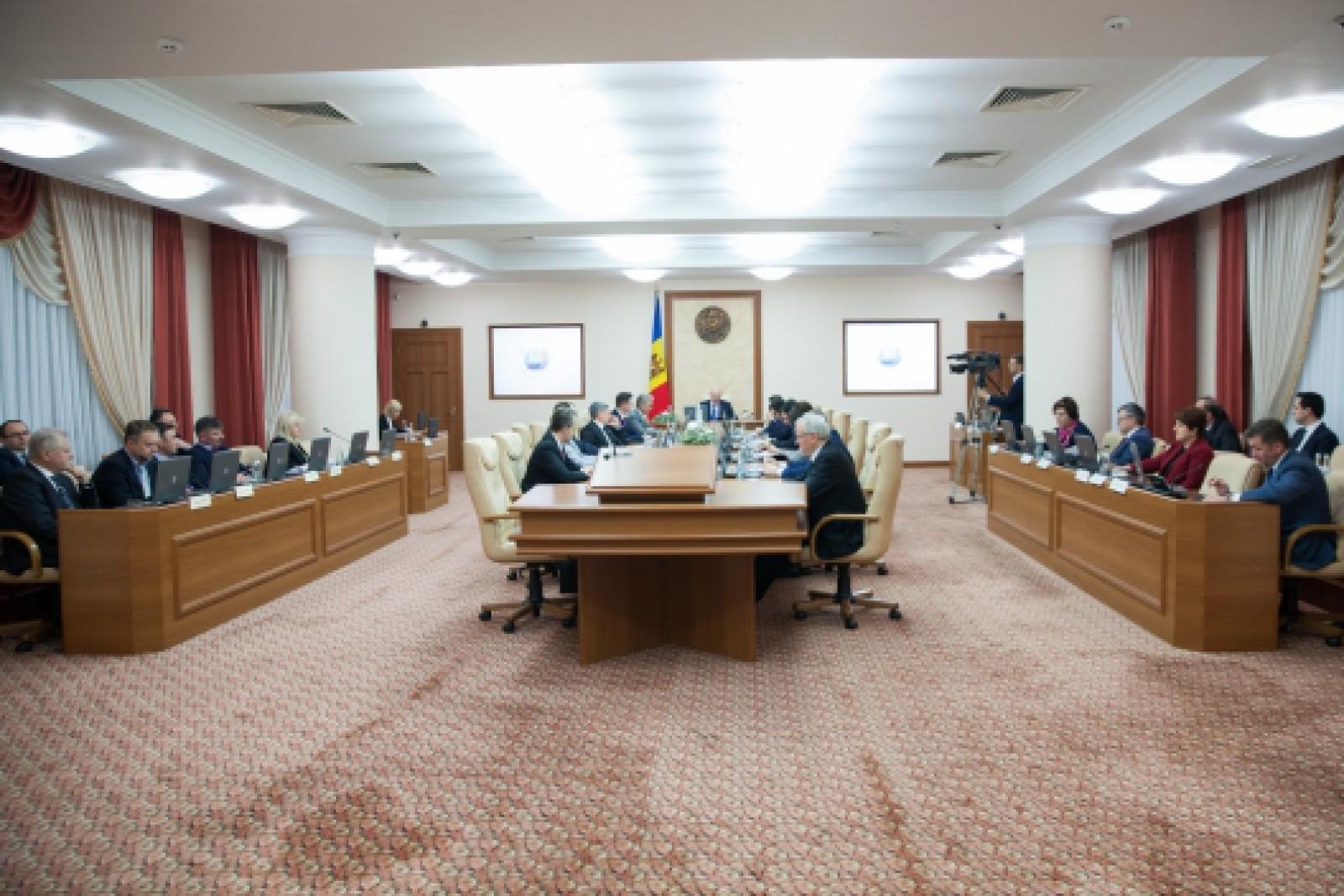 Guvernul a aprobat proiectul cu privire la construcția Centrului integrat de pregătire pentru aplicarea legii al MAI