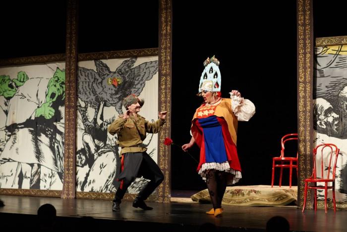 """Hai la teatru! Două comedii se vor juca în această săptămână la Teatrul Național """"Eugene Ionesco"""""""