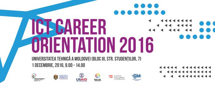 ICT Career Orientation –pentru studenții deciși să facă performanță în domeniul Tehnologiei Informației și Comunicațiilor
