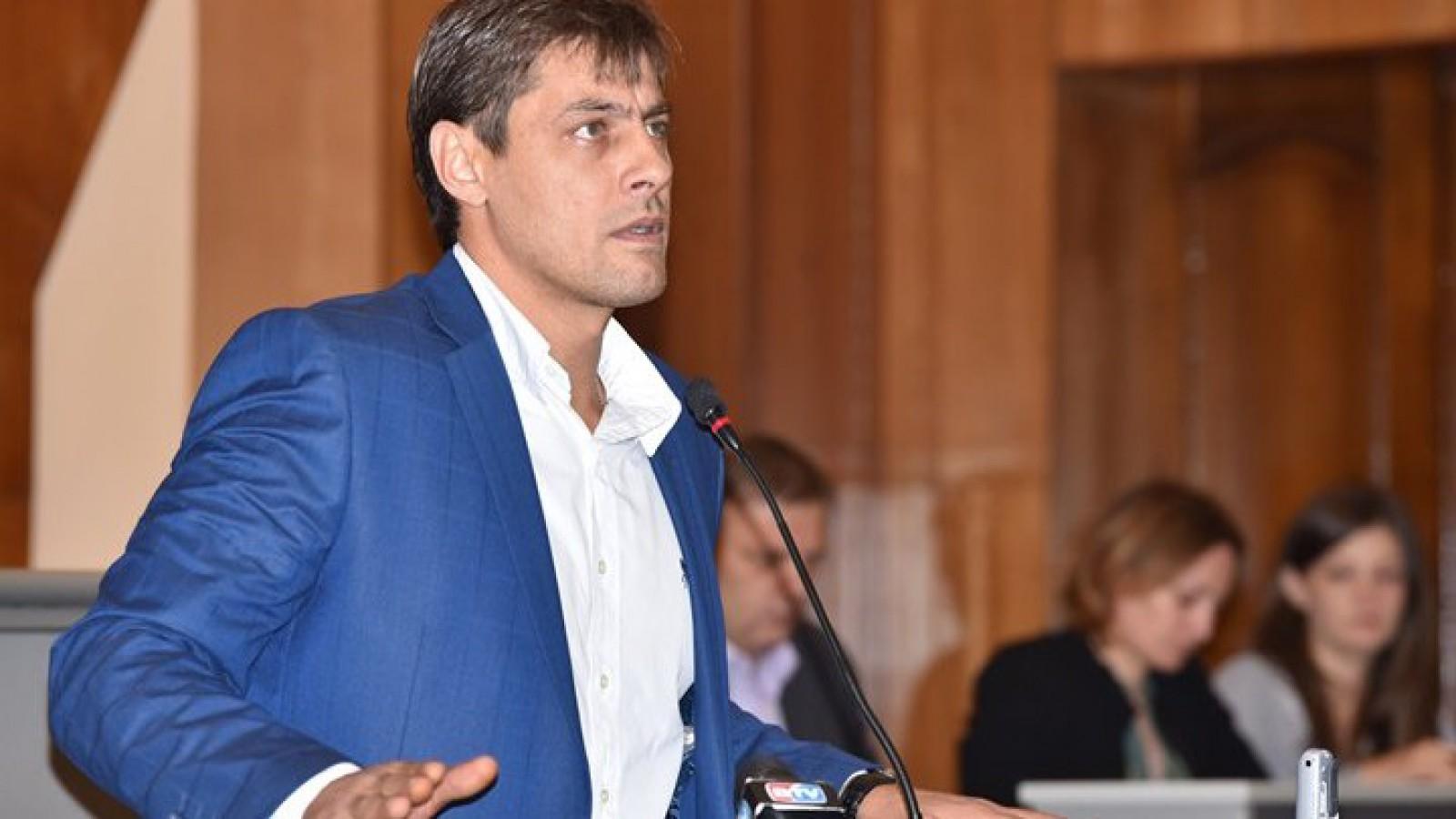 (update) Usatîi: Igor Șeremet, fostul viceprimar al municipiului Bălți, reținut pentru 72 de ore