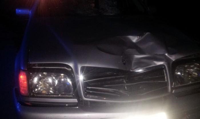 Impact mortal la Briceni: Un bărbat a murit după ce un șofer a dat cu mașina peste el