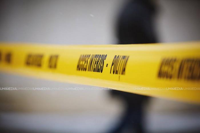 Impact violent la Durlești: Un pieton, lovit în plin de un BMW