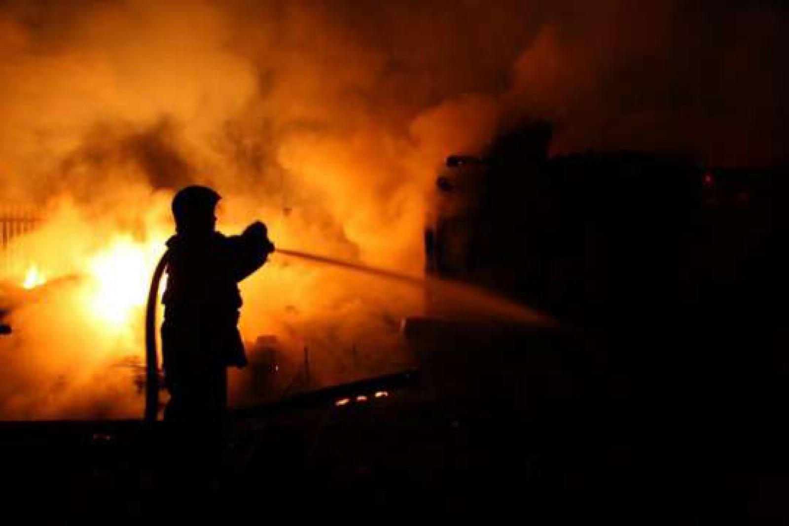 Incendiu în Călărași: Doi bărbați, găsiți morți în propria locuință