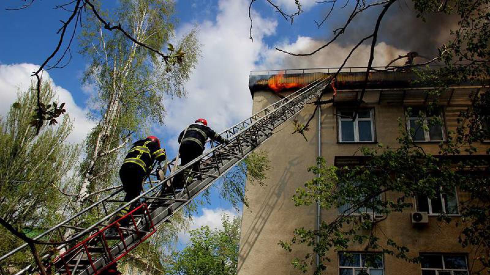 Incendiul de la Institutul de Zoologie a provocat pagube enorme