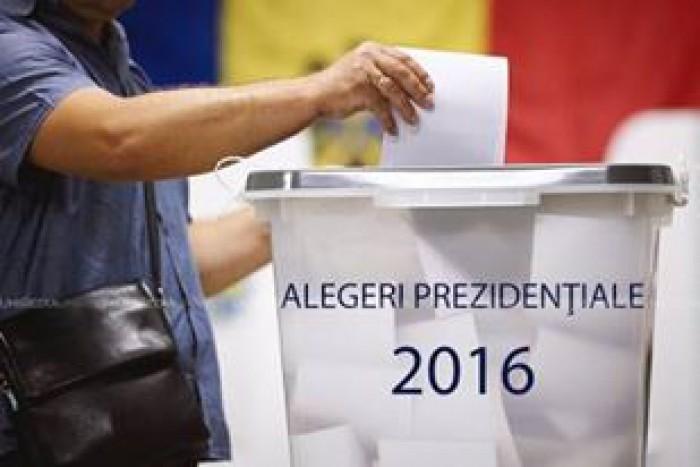 Infografic: Cum ar putea arăta buletinul de vot pentru alegerile prezidențiale din 30 octombrie