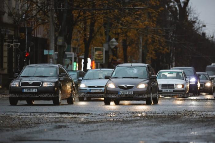 InfoTrafic: La moment în capitală sunt două accidente rutiere. Străzile care ar trebui de evitat