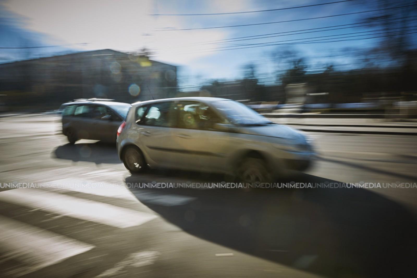 InfoTrafic: Străzile cu flux majorat de trafic la această oră, în capitală