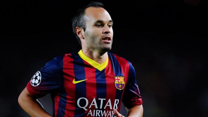 Iniesta nu va pleca de la Barcelona! Mijlocașul spaniol dorește să-și prelungească contractul cu catalanii