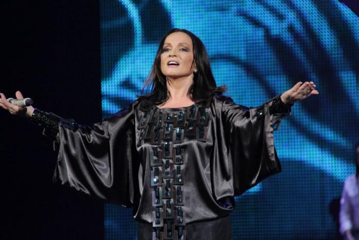 Interpreta de muzică ușoară Sofia Rotaru a împlinit frumoasa vârstă de 70 de ani