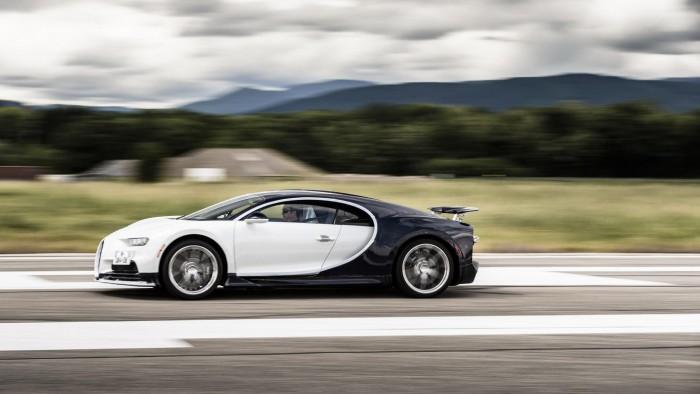 Interviu cu şeful Bugatti: Când va fi prezentat urmaşul lui Chiron şi cum va fi el