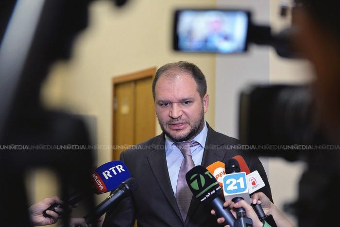 """Ion Ceban, către liderii PAS și PPDA: """"Se creează impresia că ei sunt implicați într-un scenariu impus de peste hotare"""""""