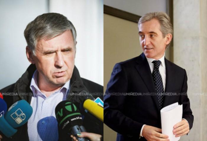 Ion Sturza, despre Iurie Leancă: Un om cu două fețe, care adoră confortul. Reacția PPEM