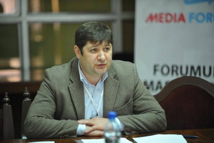 Ion Terguță este noul purtător de cuvânt al PLDM