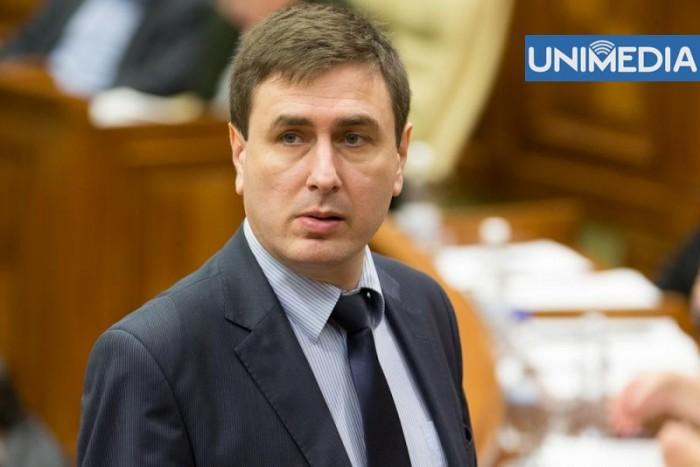 Ioniță riscă să fie sancționat de PLDM