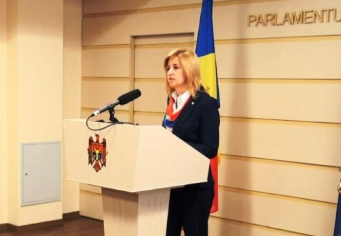 Irina Vlah - candidat independent pentru funcția de bașcan al Găgăuziei