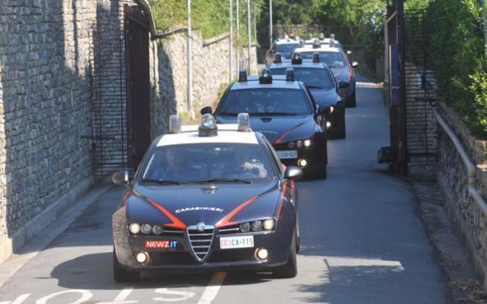 Italia: Un moldovean a furat un Maserati în valoare de 100 mii de euro
