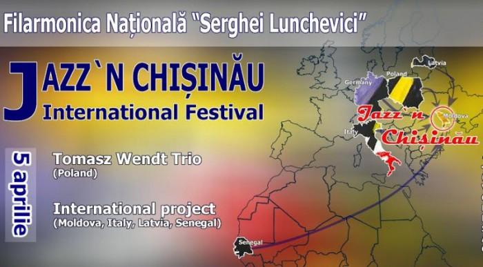 Iubitorii de jazz sunt așteptați la cea de-a V-a ediție a festivalului Jazz'n Chișinău