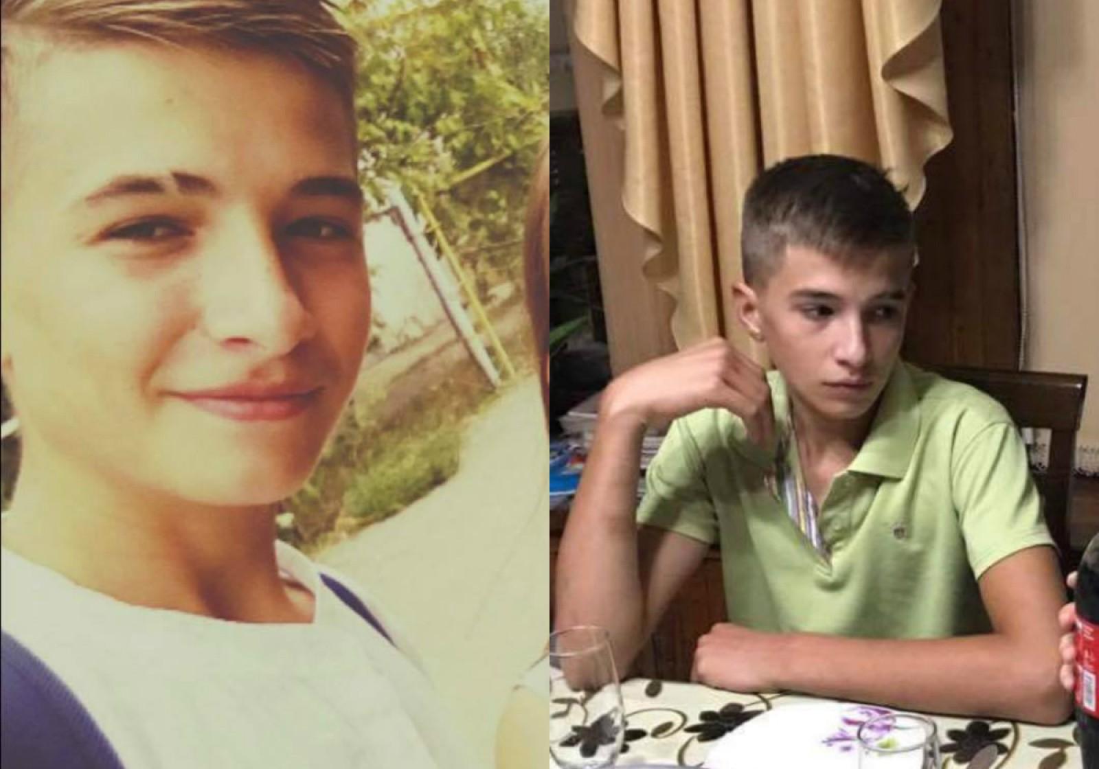 Iulian Covalciuc din Sîngera este de negăsit deja de două luni. Părinții îl caută cu disperare