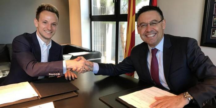 Ivan Rakitic va rămâne la Barcelona! Mijlocașul croat și-a prelungit contractul cu catalanii