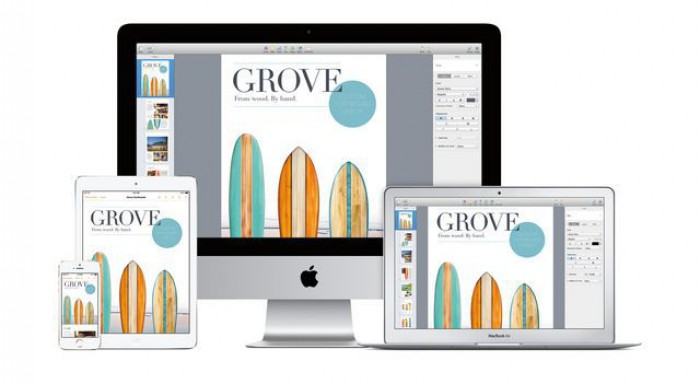 iWork, GarageBand şi iMovie sunt acum complet gratuite pe iOS şi macOS