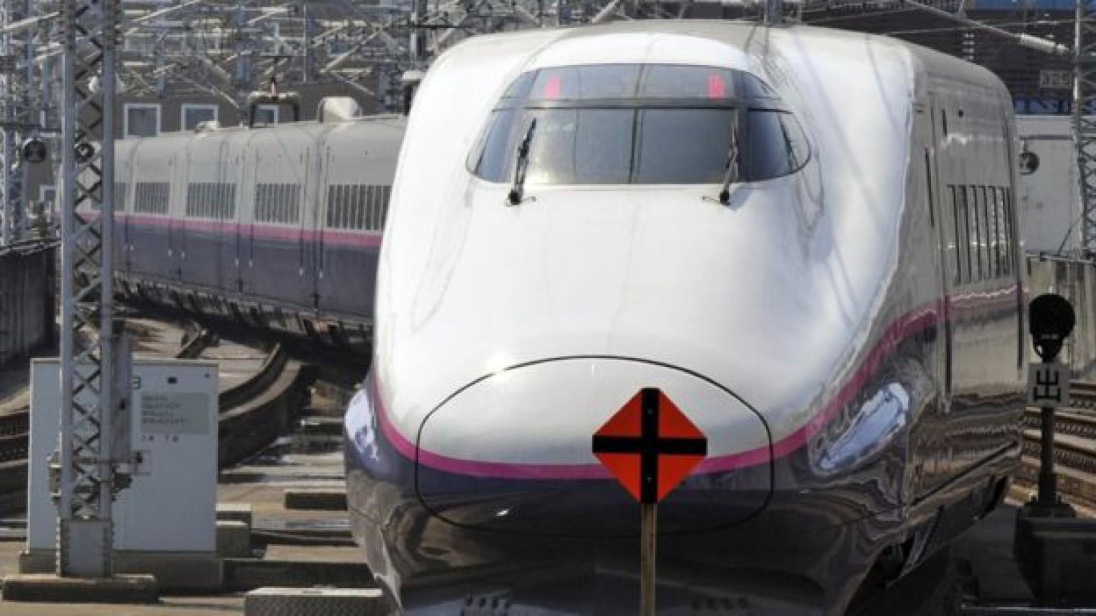 Japonia: O companie feroviară și-a cerut scuze după ce un tren a plecat din stație cu 25 secunde mai devreme