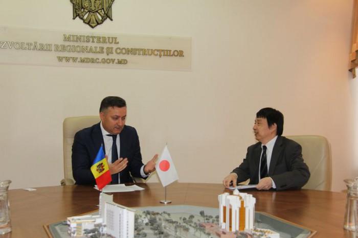 Japonia va oferi circa 4,8 mln de dolari pentru dezvoltarea agriculturii conservative în Republica Moldova