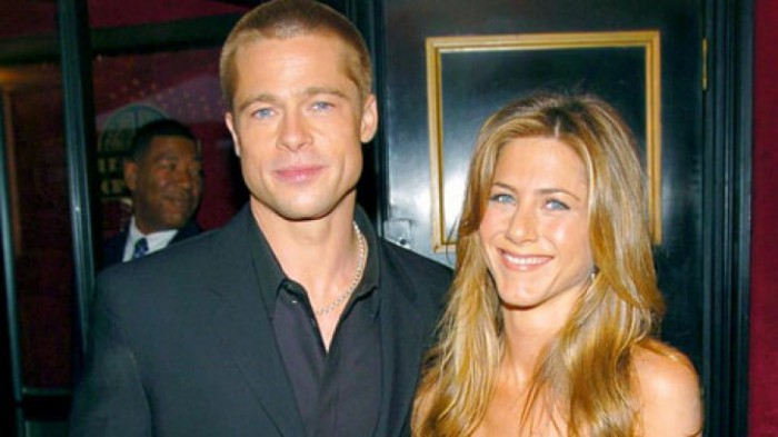 Jennifer Aniston şi Brad Pitt, din nou împreună după 12 ani