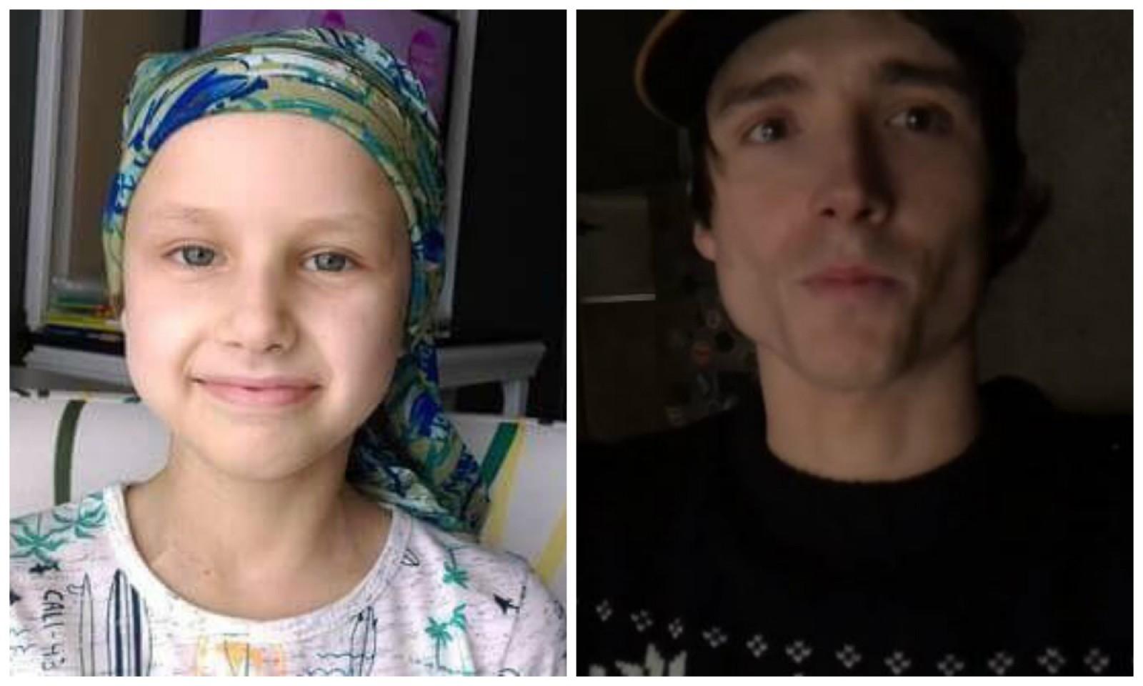 """L-a rugat să-i distribuie cazul, însă a refuzat-o anterior: Mesajul și donația unei fetițe de 9 ani bolnavă de cancer; """"Câtă """"sinceritate"""""""""""