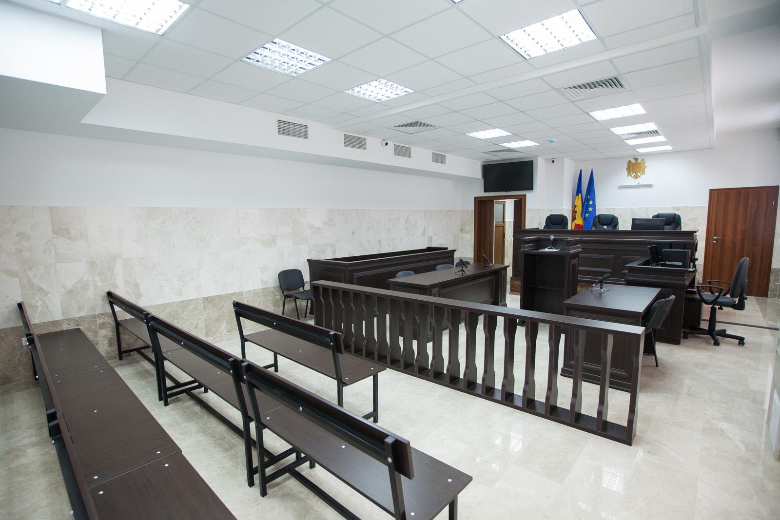 La Ungheni a fost inaugurat primul Palat de Justiție din Republica Moldova: Are opt săli de judecată și o cameră amenajată pentru minori