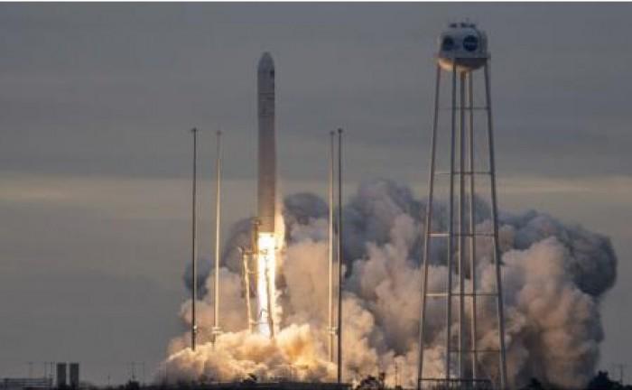 Lansare a unei capsule de aprovizionare Cygnus spre ISS