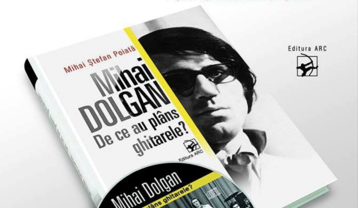 """Lansare de carte pe ritmuri de """"Noroc"""" la Chișinău: """"Mihai Dolgan - De ce au plâns ghitarele?"""""""