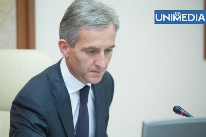 Leancă a acceptat propunerea de demitere a lui Șalaru
