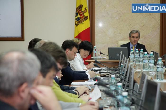 Leancă spune de ce nu s-a organizat ședința Guvernului până acum