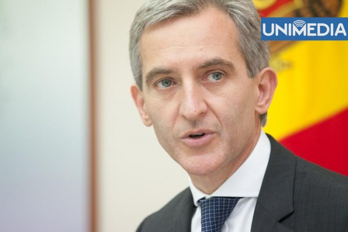 Leancă deschide parantezele: Relațiile diplomatice cu Federația Rusă s-au răcit